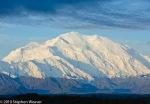 "Early morning light on Denali, ""the high one"" , Denali NP, AK"